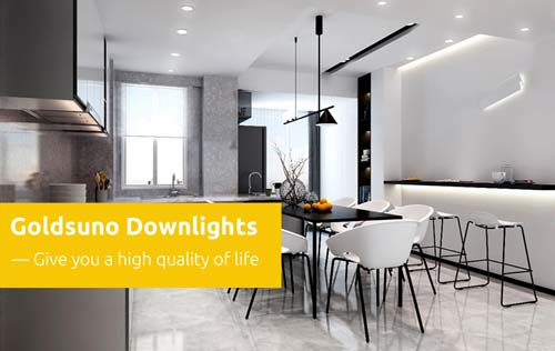How To Choose LED Recessed DownLights: 6 Technique Tips of Recessed Lighting Buying Guide