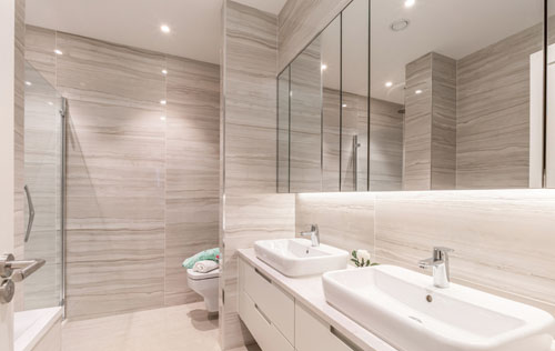 Bathroom Downlights - Bathroom Recessed Lighting